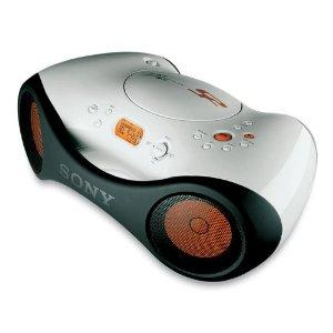 Sony S2 ZS-X3CP MP3 CD Player With Radio: Amazon.co.uk: Electronics