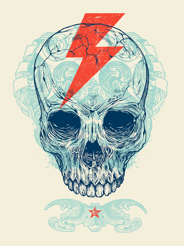 90 Incredible Skulltastic Designs and Artworks | inspirationfeed.com