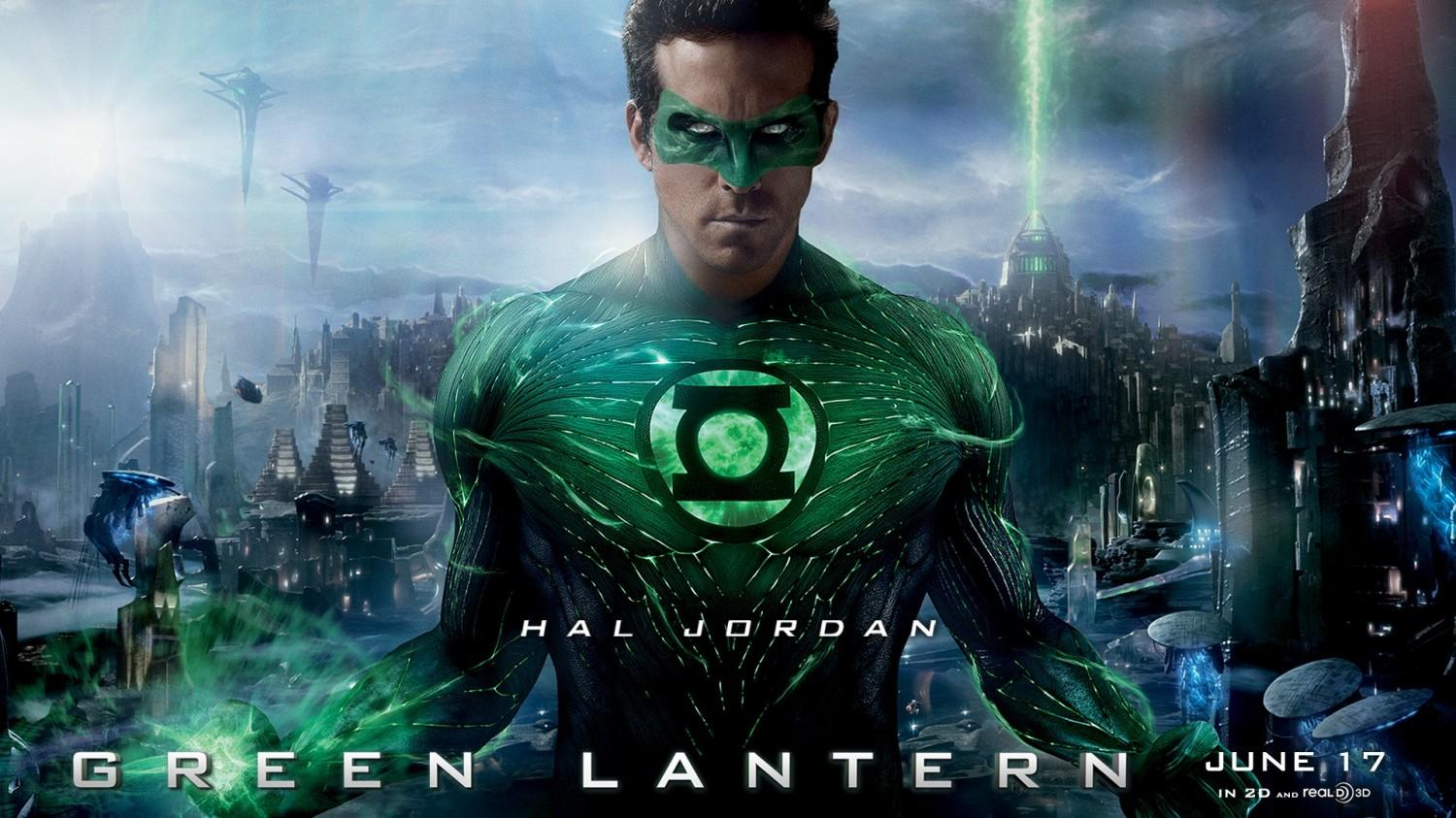 Green Lantern: Extra Large Image Movie Poster - Internet Movie Poster Gallery Prix