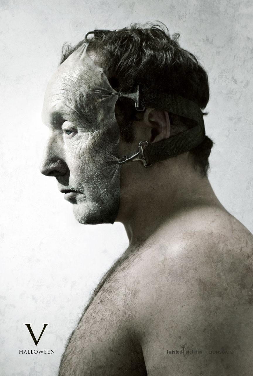 Saw V: Extra Large Image Movie Poster - Internet Movie Poster Gallery Prix