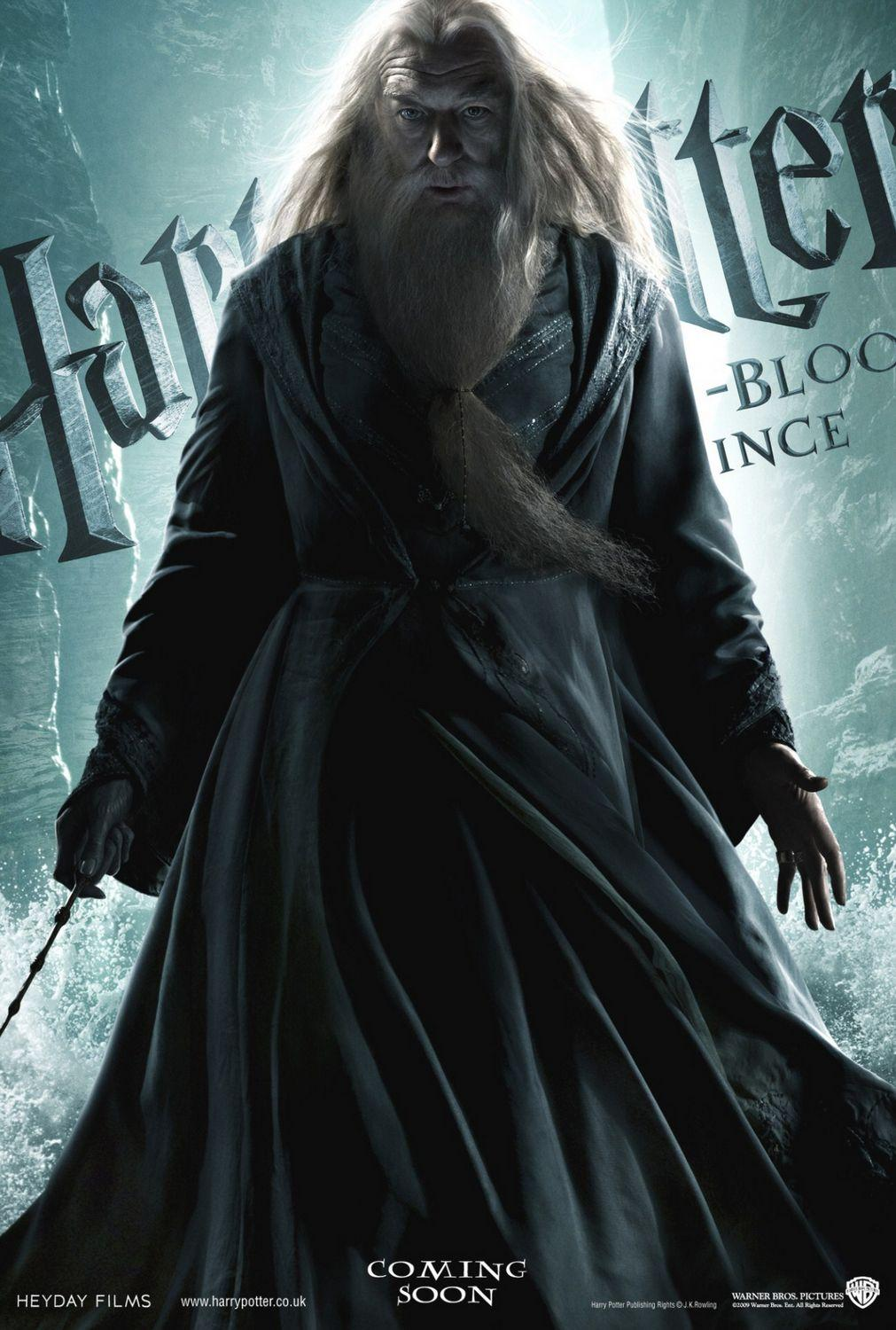 Harry Potter et le Prince de Sang-Mêlé: Extra Large Image Movie Poster - Internet Movie Poster Gallery Prix