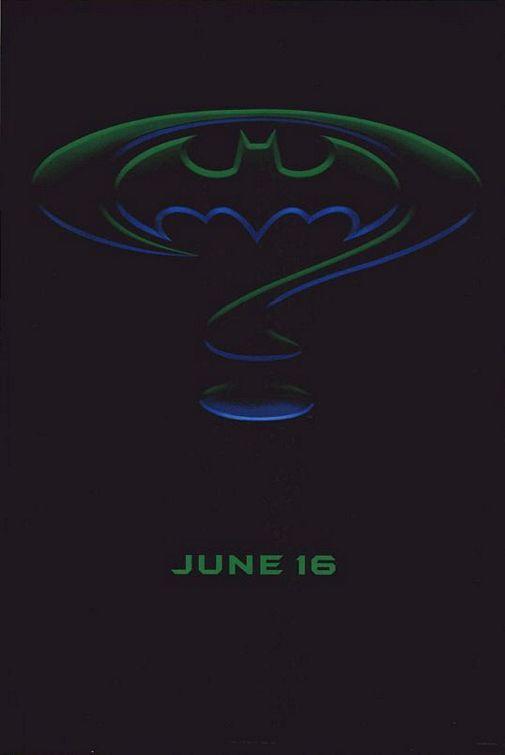 Affiche du film Batman Forever - Internet Movie Poster Gallery Prix