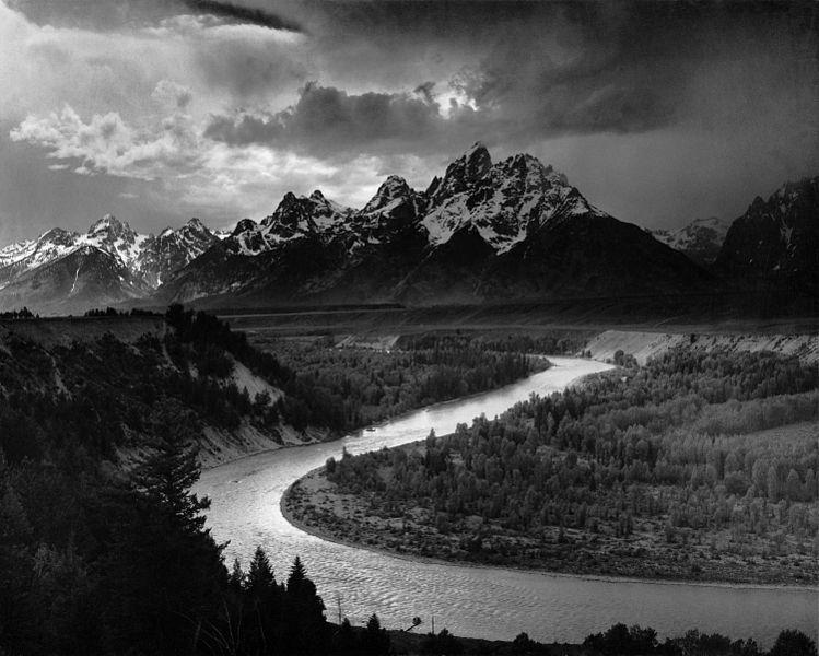 File:Adams The Tetons and the Snake River.jpg - Wikipedia, the free encyclopedia