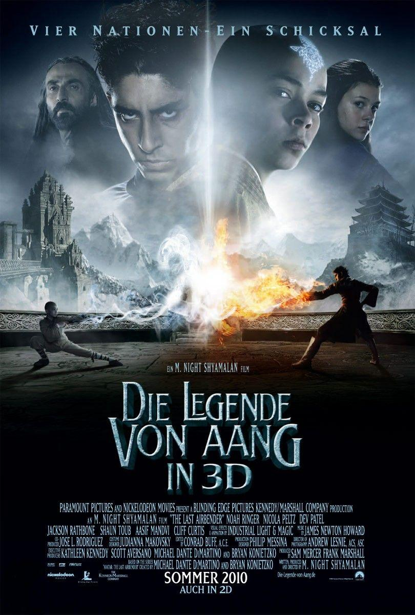 The Last Airbender: Extra Large Image Movie Poster - Internet Movie Poster Gallery Prix