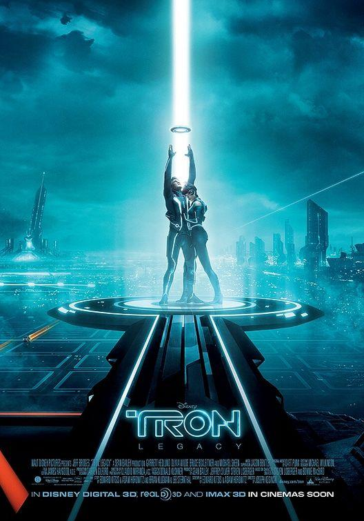 Affiche du film Tron Legacy # 19 - Internet Movie Poster Gallery Prix