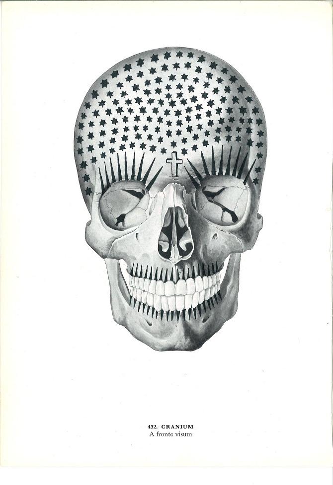 90 Incredible Skulltastic Designs and Artworks (Part 2) | inspirationfeed.com