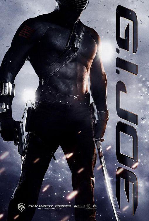 GI Joe: Rise of Cobra Movie Poster # 6 - Movie Poster Gallery Prix Internet