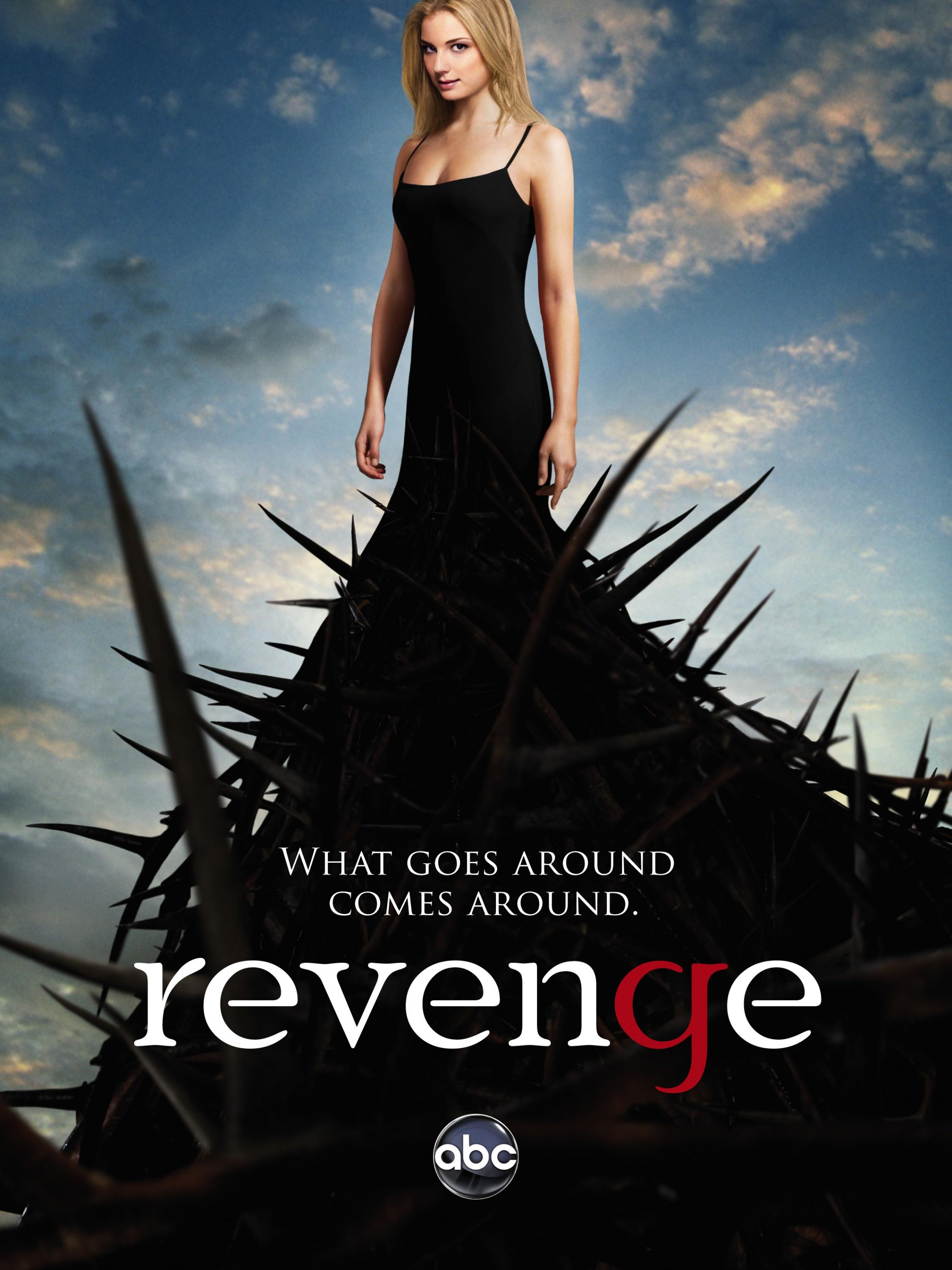 Revenge: Mega image au format Movie Poster - Internet Movie Poster Gallery Prix