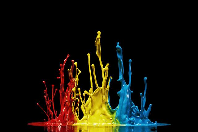 Liquid Sculptures by Markus Reugels | Professional Photography Blog