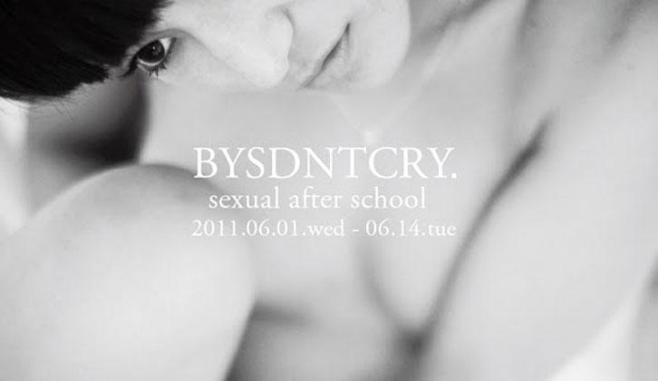 "MADBUNNY EXHIBITION BYSDNTCRY.""sexual after school."" 