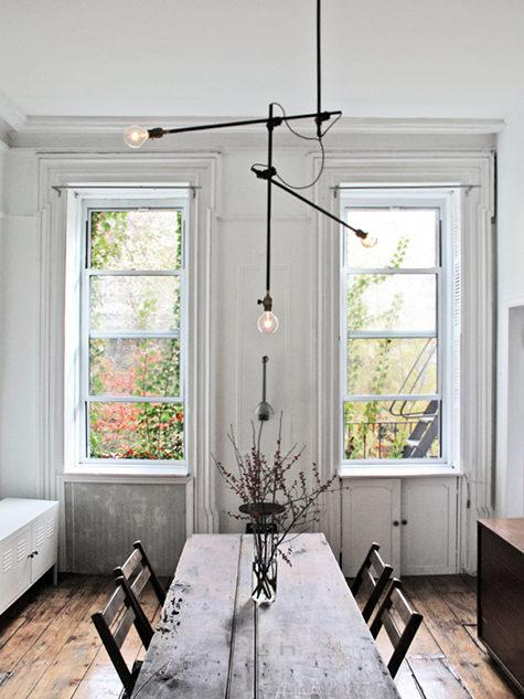 workstead industrial chandelier | Design*Sponge