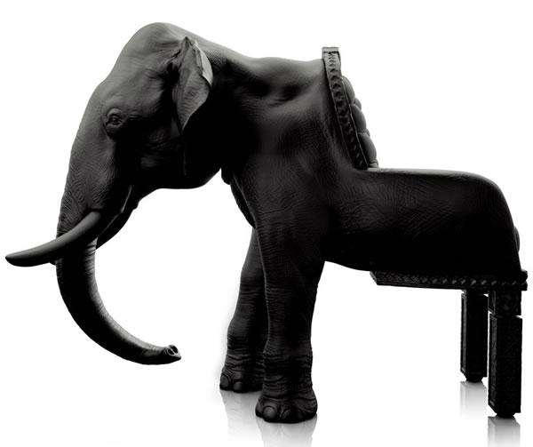Elephant Chair :: Máximo Riera | TRECOOL Magazine :: blog de tendencias