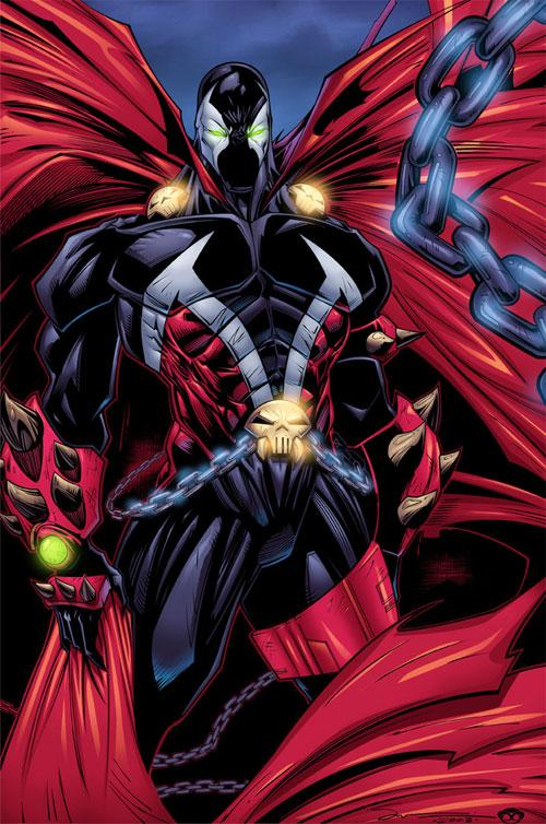 30 Astonishing Spawn Illustrations