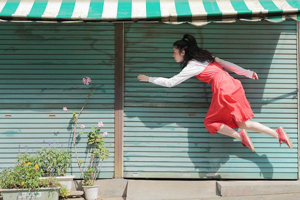 本日の浮遊 Today's Levitation | よわよわカメラウーマン日記