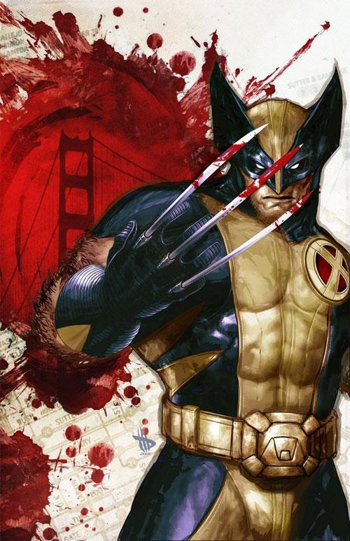 40+ Marvelous Wolverine Illustration Artworks