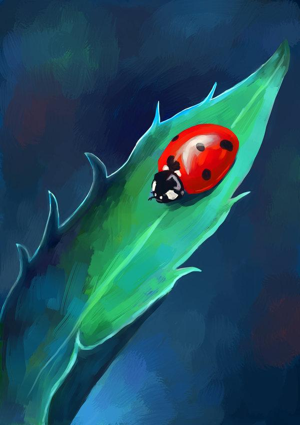 Ladybug by ~freeminds