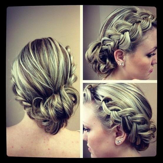 Dutch Braid hair style - StyleCraze