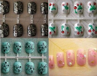 nail art designs - StyleCraze