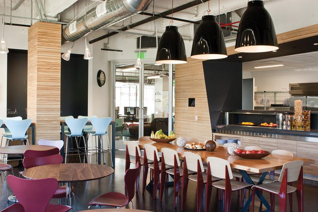 Google/YouTube's New Beverly Hills Office - Office Snapshots