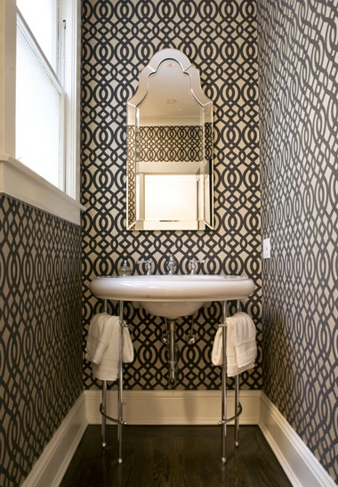 Modern bathrooms - contemporary - bathroom - san francisco - by Niche Interiors