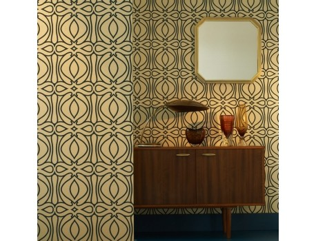 Baroque Wallpaper from Design Public - modern - home office - other metros