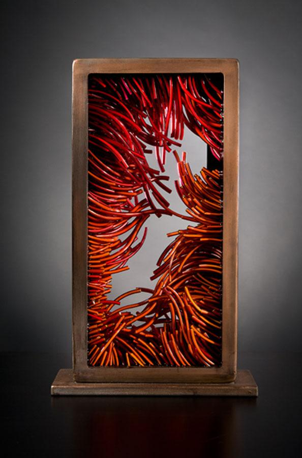 Glass Art - incredible masterpieces by Shayna Leib
