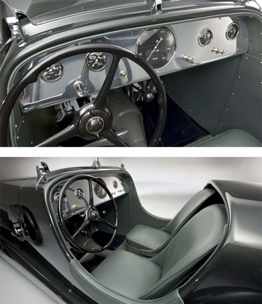 Edsel Ford's 1934 Model 40 Speedster   Retronaut