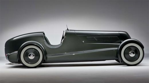 Edsel Ford's 1934 Model 40 Speedster | Retronaut