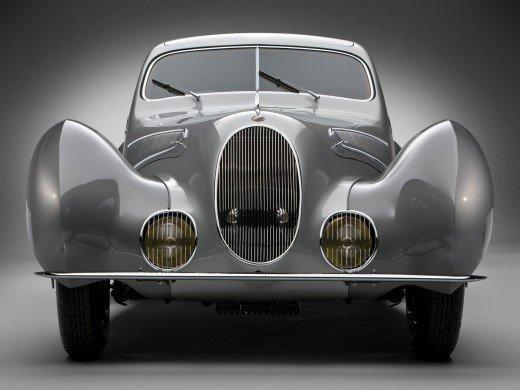 Talbot-Lago T23 Teardrop Coupé, 1938 | Retronaut