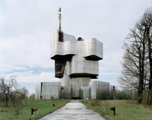Yugoslav War Memorials   Retronaut