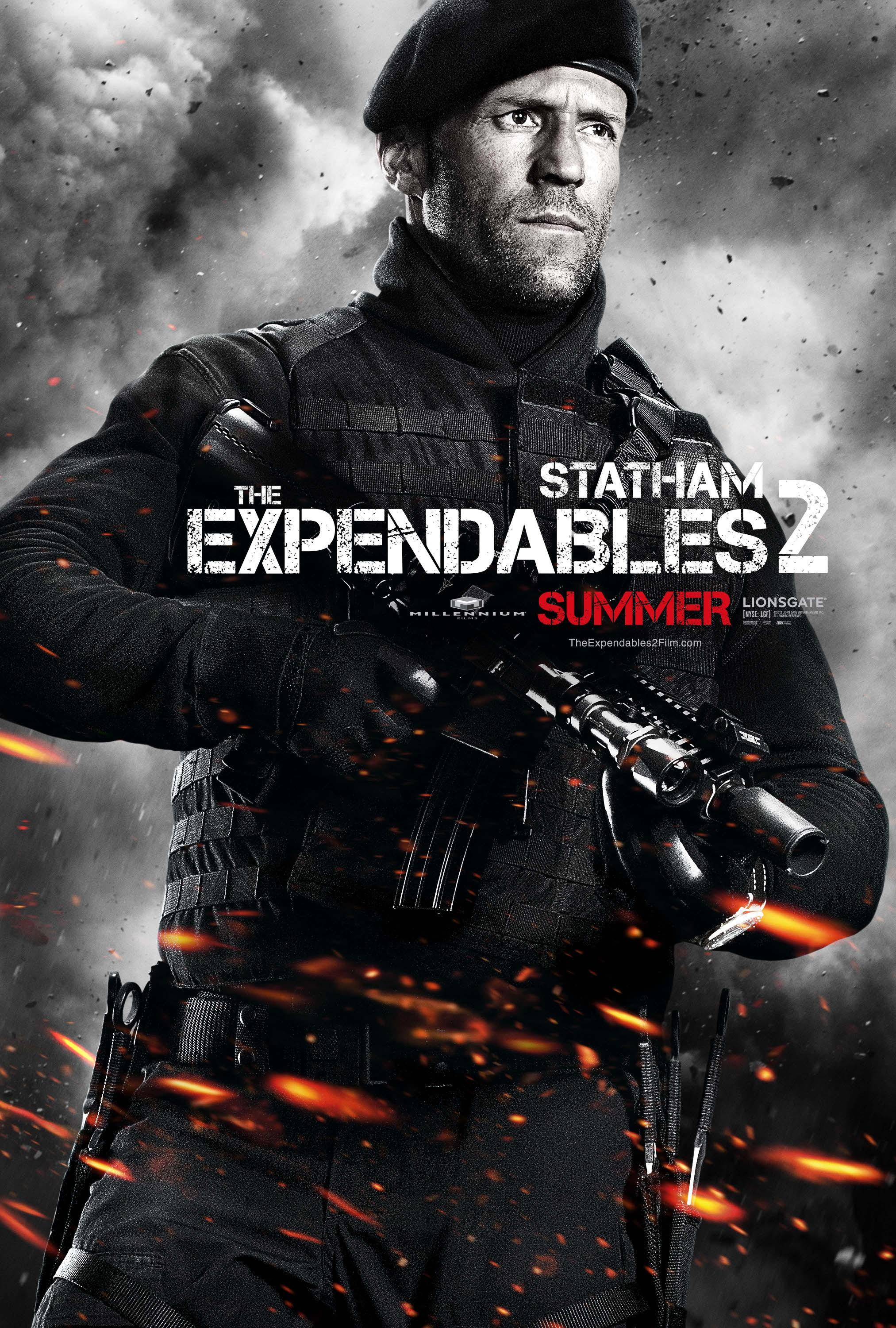 The Expendables 2: Mega image au format Movie Poster - Internet Movie Poster Gallery Prix