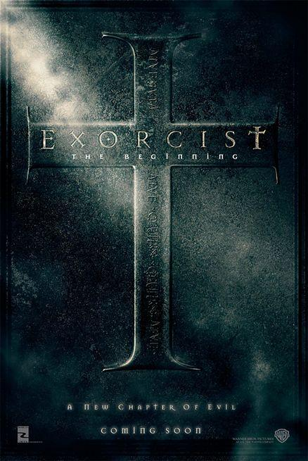 L'Exorciste: au commencement Movie Poster # 2 - Movie Poster Gallery Prix Internet