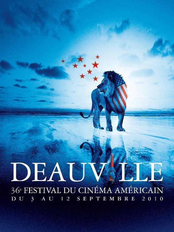 Festival du Cinéma Américain de Deauville 2010 - L'affiche officielle - Paperblog