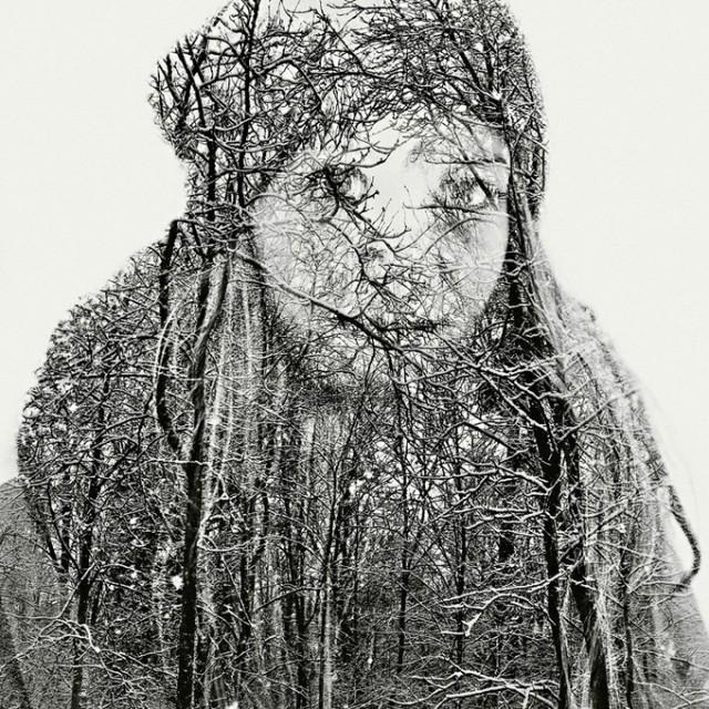 Multiple Exposure Portraits – Fubiz™