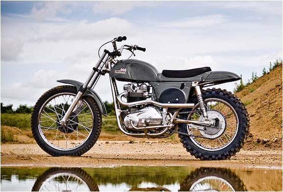 LIMITED EDITION STEVE MCQUEEN METISSE MOTORCYCLE REPLICA   All the auto world