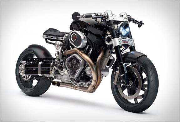 X132 HELLCAT | BY CONFEDERATE MOTORCYCLES