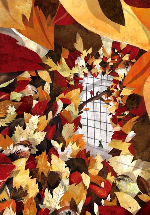 Ben Cain Portfolio - Autumn / Mendola Artist Representatives
