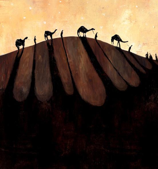 Ben Cain Portfolio - Camels / Mendola Artist Representatives