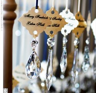 Real Weddings - Anne & Joe: A Traditional Wedding in Baltimore, MD - The Escort Cards