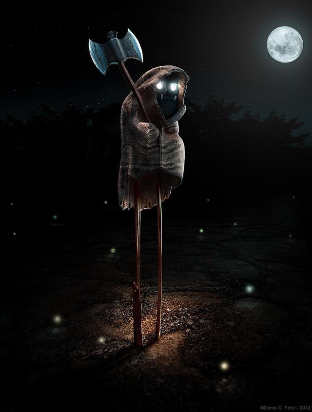Vigia by denisfeliz | Shadowness