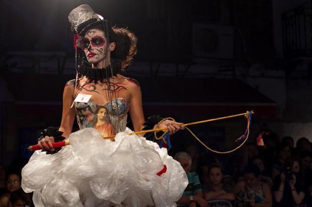 Foto Smoda, il riciclo diventa fashion - 1 di 20 - Palermo - Repubblica.it