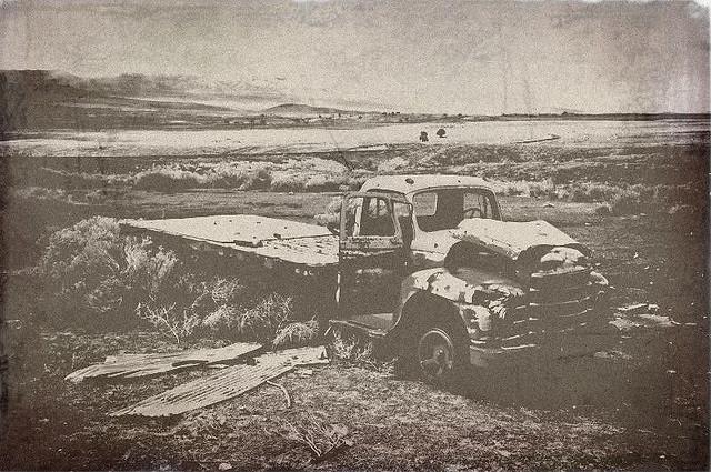 vintage truck | Flickr - Photo Sharing!