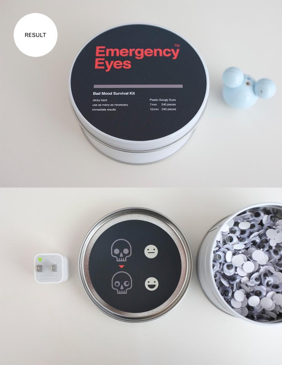 Experiment 06 - EmergencyEyes - journal - minimally minimal