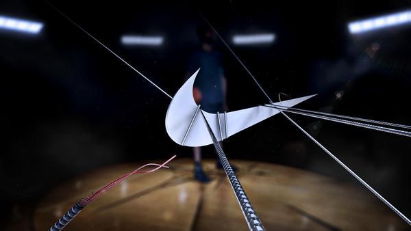 Nike Flywire sur le réseau