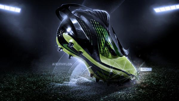 Nike Football sur le réseau