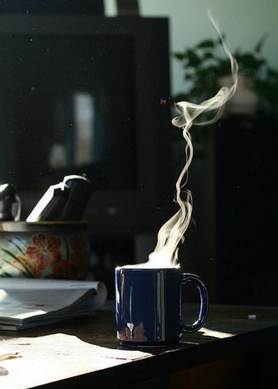 Photography / Coffee's Smoke