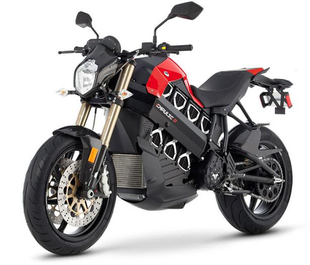 Futuristic Brammo Empulse All Electric Motorcycle | Tuvie