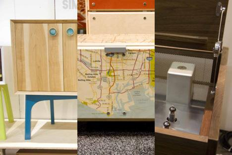 Dwell on Design 2012: WFour, Drift, Pickett Furniture - Core77