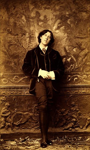 Oscar Wilde by Napoleon Sarony, 1882 | Flickr - Photo Sharing!