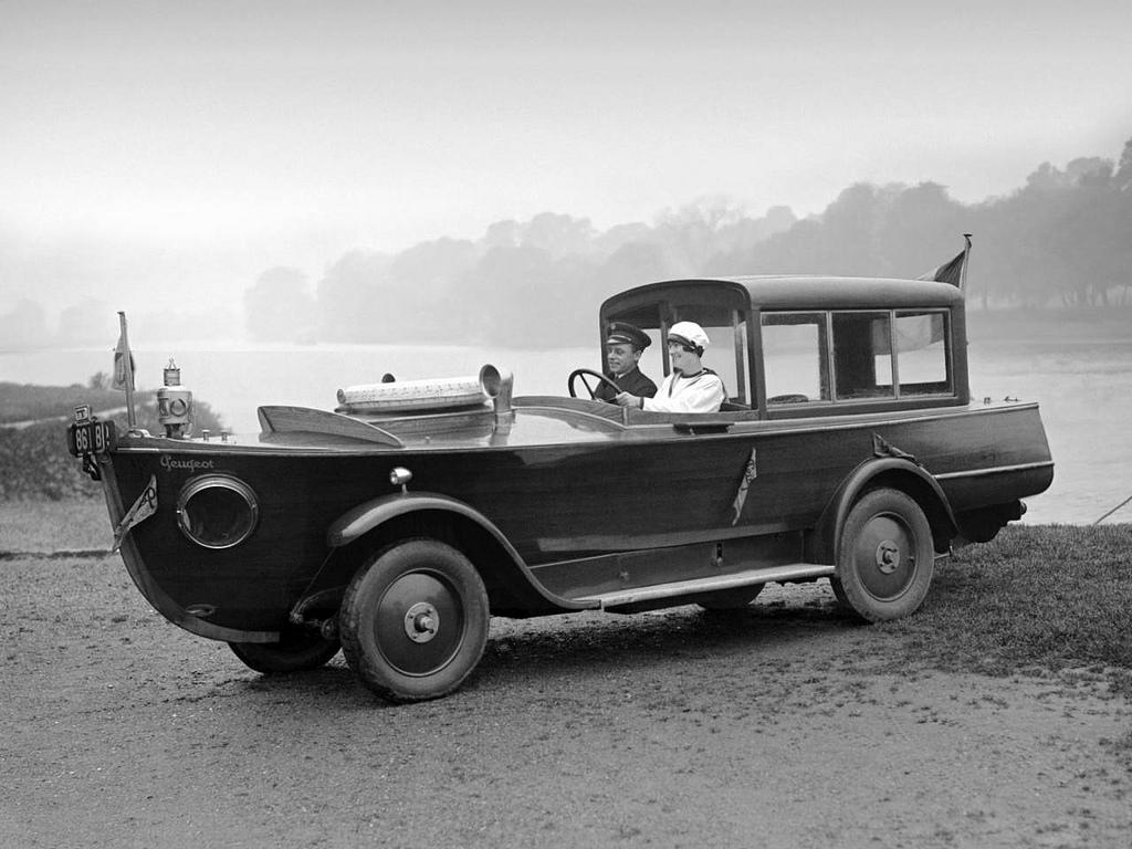 Peugeot Motorboat Car 1925 | Flickr - Photo Sharing!